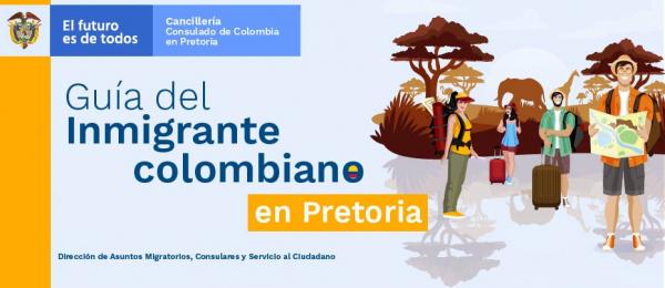 Guía del inmigrante colombiano en Pretoria