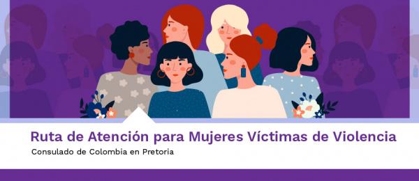 Ruta de Atención para Mujeres Víctimas de Violencia en Pretoria en 2021